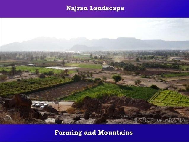 Najran Beautiful Landscapes of Najran