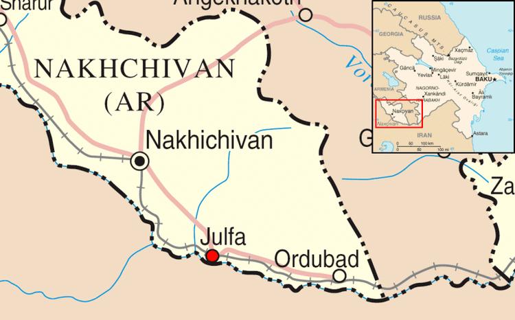 Nakhchivan Autonomous Republic in the past, History of Nakhchivan Autonomous Republic