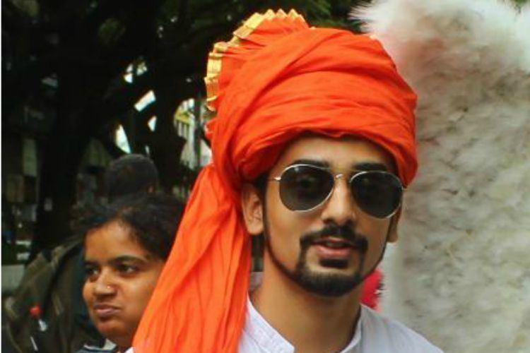 Nakshatra Bagwe India39s first gay ambassador Nakshatra Bagwe to enter