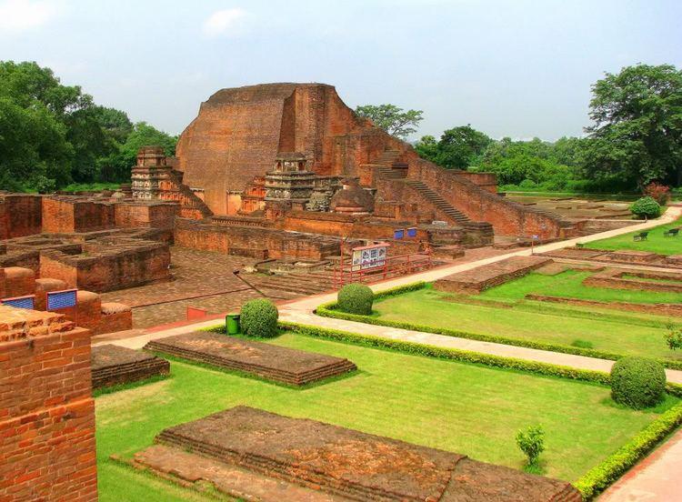 Nalanda UNESCO DECLARES NALANDA UNIVERSITY AS A WORLD HERITAGE SITE