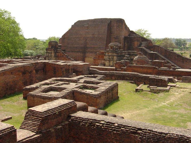 Nalanda Nalanda Mahavihara Archaeological Site of Nalanda Nalanda