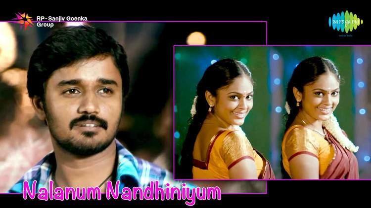 Nalanum Nandhiniyum Nalanum Nandhiniyum Kadhal Veesum song YouTube