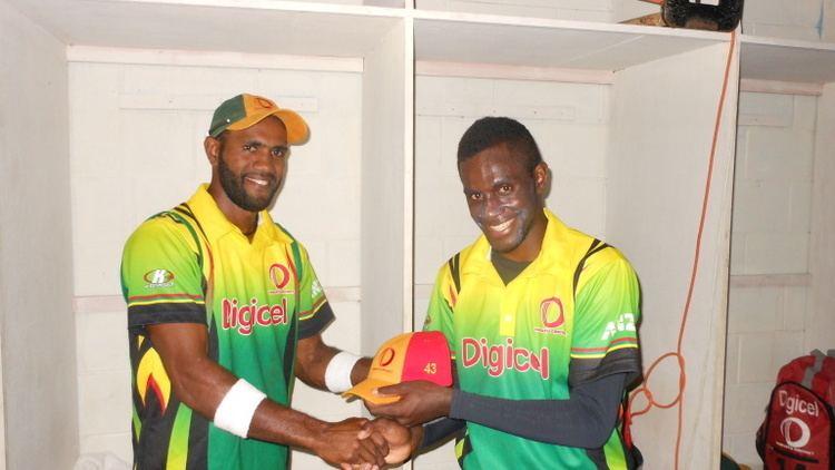 Nalin Nipiko Nalin Nipiko Debuts at 15 for Digicel Vanuatu National Cricket Team