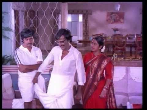 Nallavan (2010 film) movie scenes Nallavanuku Nallavan Tamil Movie Scenes Clips Comedy Songs Rajni Y G Mahendran comedy2
