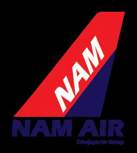 NAM Air flightreportcommediacompagnieNAMAirlogopng