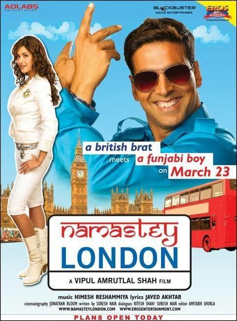 Download Namastey London 720p for free movie