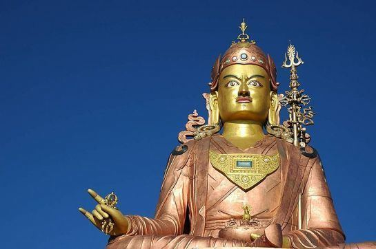 Namchi Tourist places in Namchi