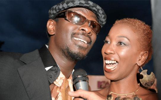 Nameless (musician) Kenyan Lovestory How musicians Wahu and Nameless Met