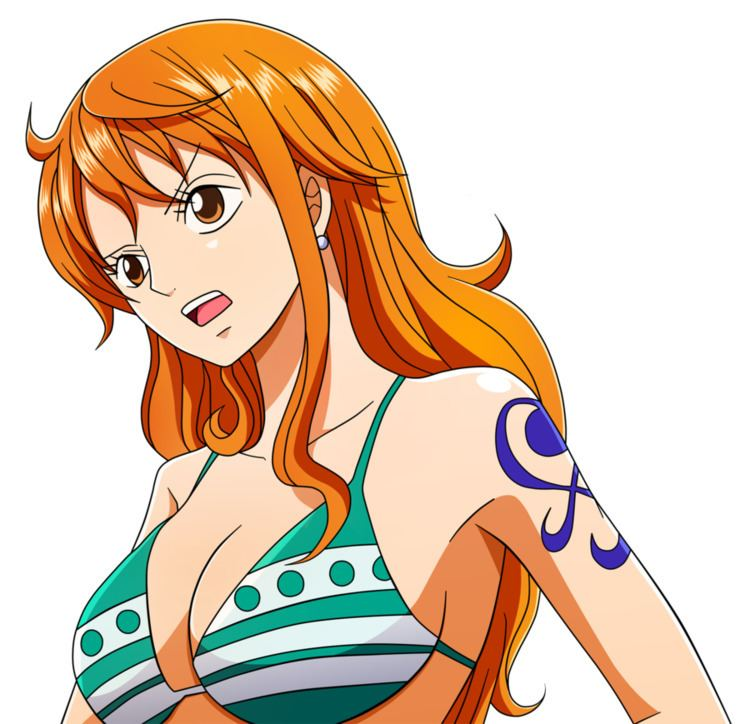 Nami (One Piece) ~ Detailed Information | Photos | Videos