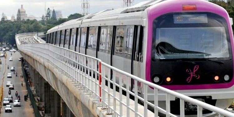 Namma Metro Namma Metro turns five is still long way from carrying burden of