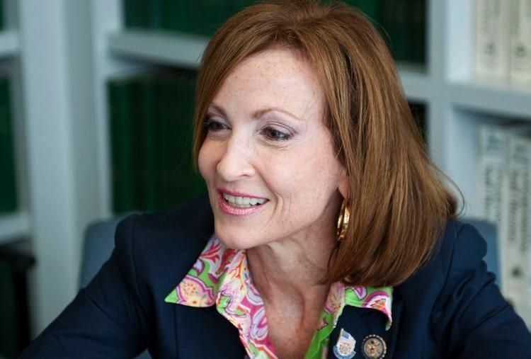 Nan Hayworth EXCLUSIVE GOP Congressional challenger Nan Hayworth