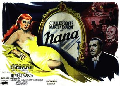 Nana (1955 film) Nana 1955 uniFrance Films