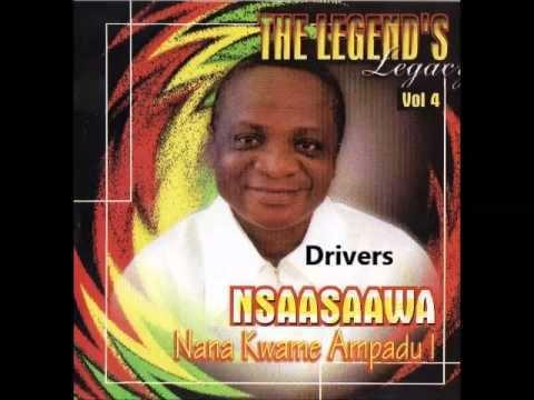 Nana Ampadu Nana Kwame Ampadu 1 Drivers YouTube