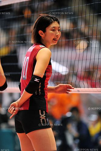 Nana Iwasaka FIVB Women39s Volleyball World Cup 20114th Round TokyoA