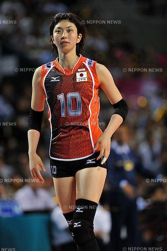 Nana Iwasaka 2011 FIVB World Grand Prix Pool L Japan 30 Russia