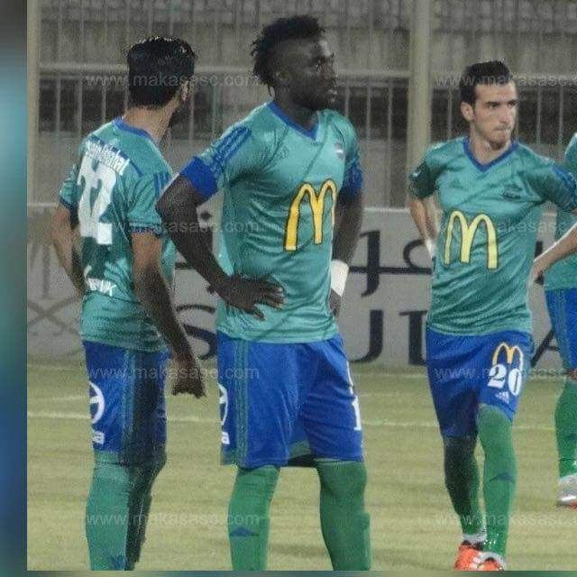 Nana Poku Striker Nana Poku set for Black Stars breakthrough MyJoyOnlinecom