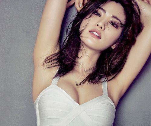 Nana (singer) Nana Im JinAh Beautiful South Korean singer Tibba Celebrities
