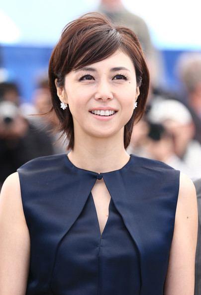 Nanako Matsushima Nanako Matsushima Photos 39Wara No Tate39 Photo Call in