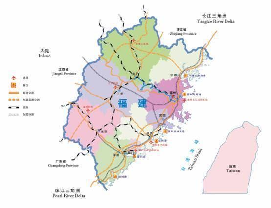 Nanan, Fujian Beautiful Landscapes of Nanan, Fujian