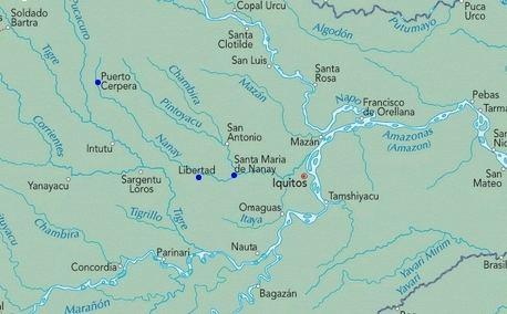 Nanay River wwwaquatechnicsnetimagesmpnnjpg