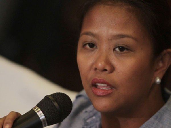 Nancy Binay Sen Binay on family Filipinos39 trials 39All these shall