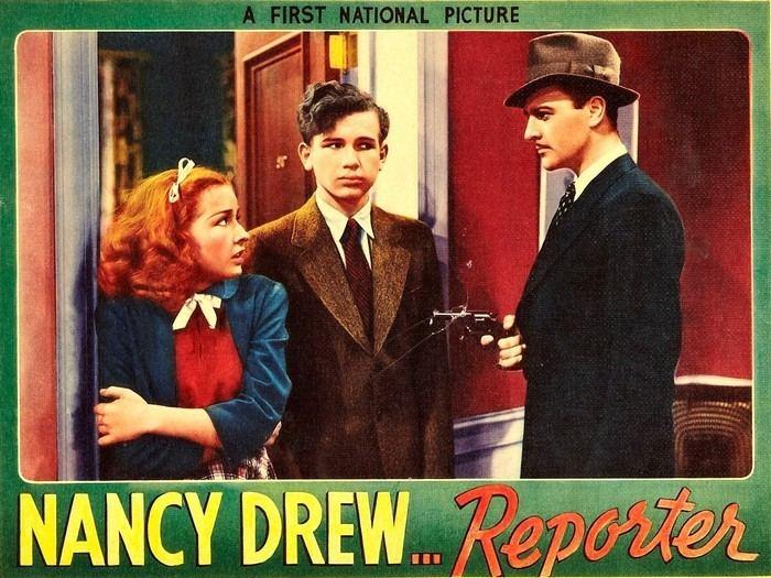 Nancy Drew... Reporter 18 February 2014 Classic Film Aficionados