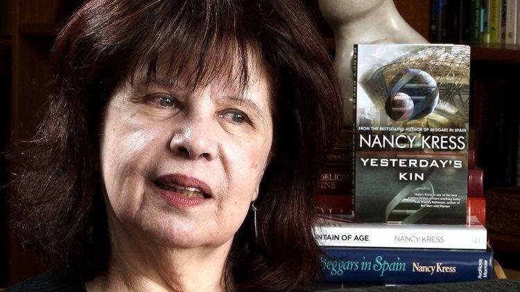 Nancy Kress Nancy Kress Interview YouTube