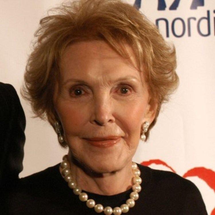 Nancy Reagan Nancy Reagan Actress Film Actress US First Lady Film Actor