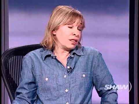 Nancy Robertson (actress) Nancy Robertson on Studio 4 with Fanny Kiefer Part 2 of 2 YouTube