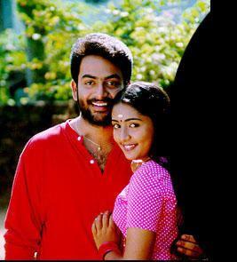 Nandanam (film) Picture 183 with Navya in Nandanam 2002 Prithviraj Sukumaran