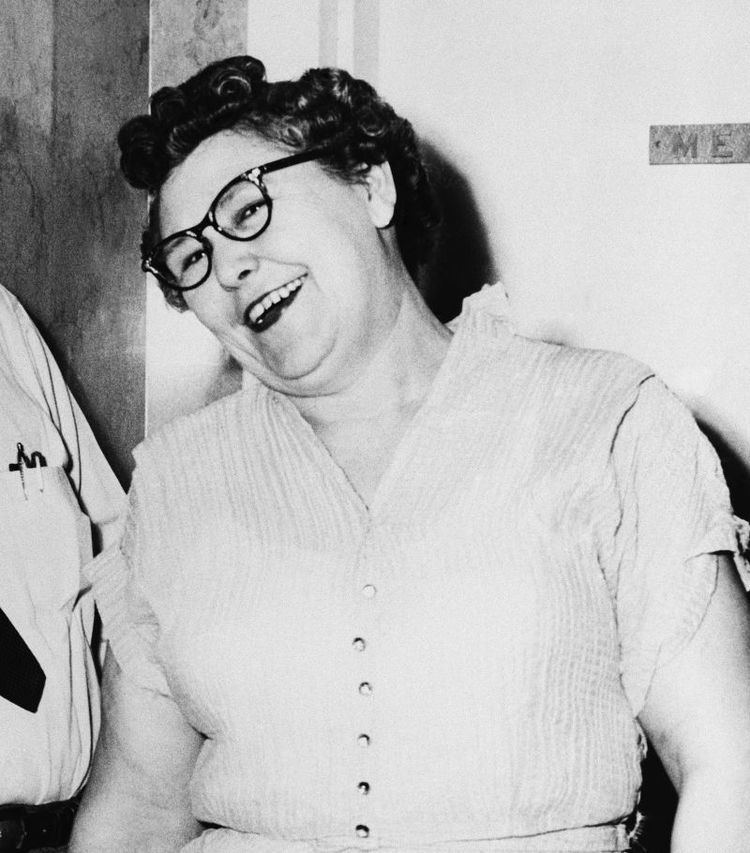 Nannie Doss The Giggling Granny Serial Killer Who Smiled All the Way to Prison