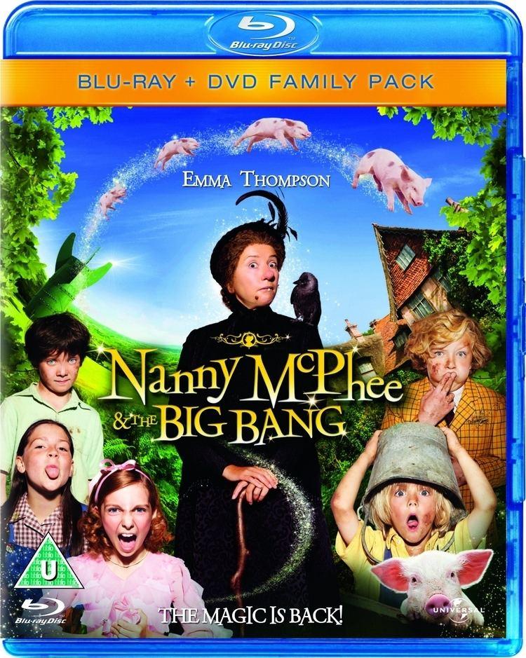 Nanny McPhee and the Big Bang Nanny McPhee and the Big Bang Bluray United Kingdom