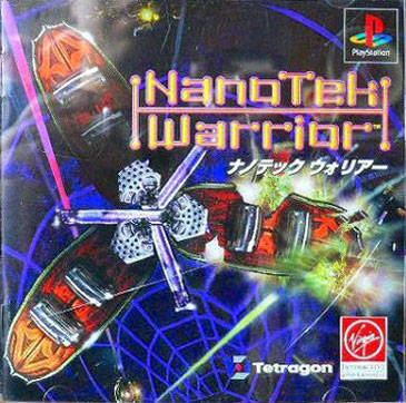 NanoTek Warrior Nanotek Warrior Box Shot for PlayStation GameFAQs