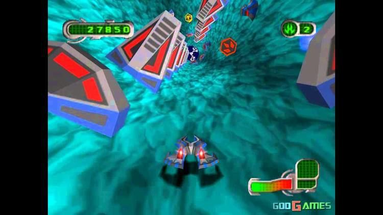 NanoTek Warrior NanoTek Warrior Gameplay PSX PS1 PS One HD 720P Epsxe