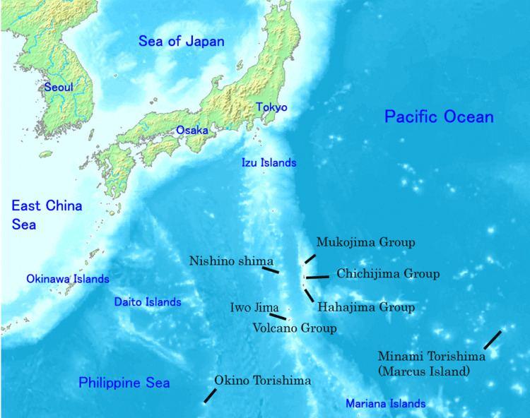 Nanpō Islands