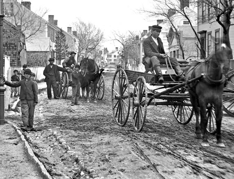 Nantucket in the past, History of Nantucket