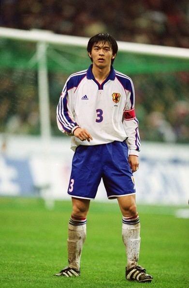 Naoki Matsuda Naoki Matsuda Pictures FILE Former Japan Defender