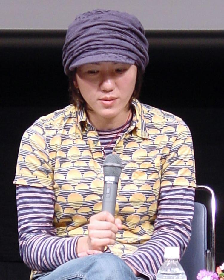 Naoko Ogigami FileNaoko Ogigami Tama Cinema Forum 2005jpg Wikimedia