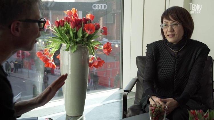 Naoko Ogigami Interview with Naoko Ogigami about her film KARERA GA HONKI DE AMU