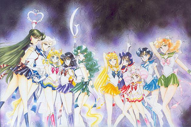 Naoko Takeuchi All Hail the Moon Princess Celebrating Naoko Takeuchi