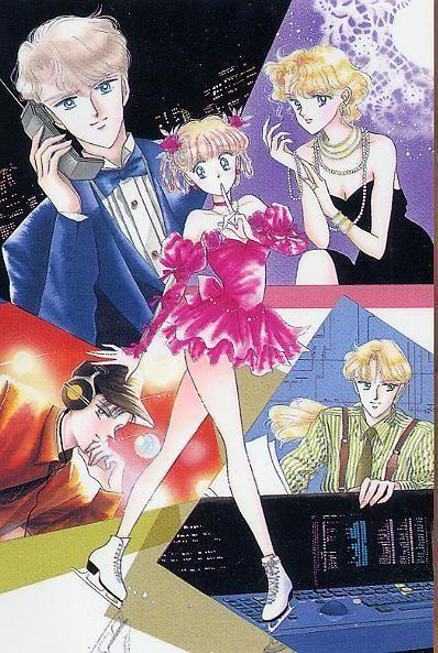 Naoko Takeuchi Sailor Moon Cherry Project Volumes 13 Complete Naoko Takeuchi