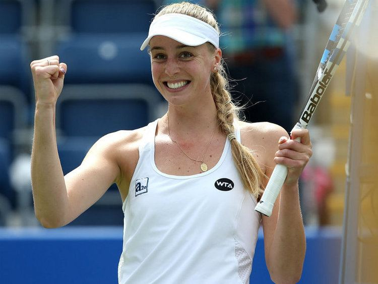 Naomi Broady British wildcards Naomi Broady and Johanna Konta win their