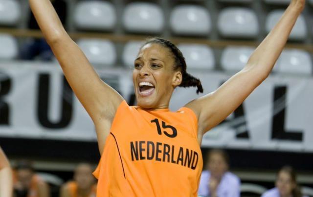 Naomi Halman NBB Nederlandse Basketball Bond Smaakmaakster Naomi Halman