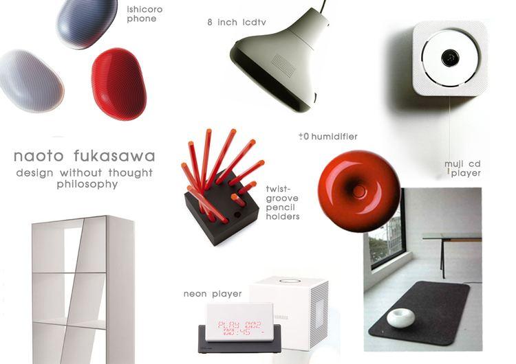 Naoto Fukasawa The Design Philosophies of Toshiyuki Kita and Naoto Fukasawa