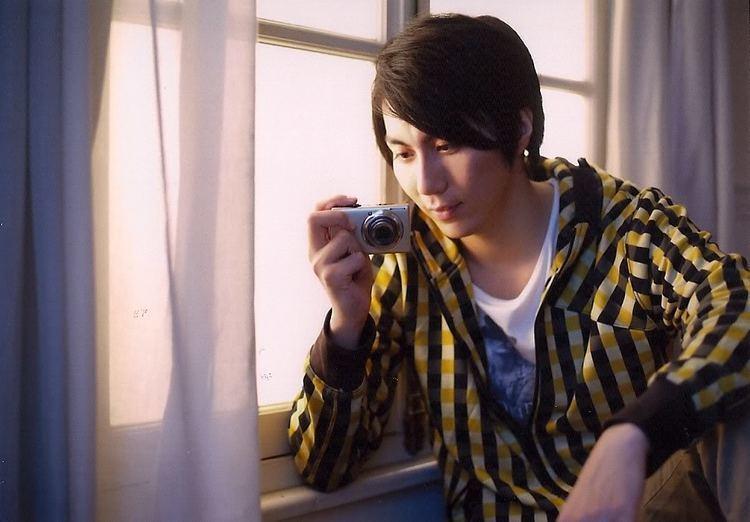 Naoya Gomoto RMB Naoya Gomoto as Shuuhei Hisagi Bleach Anime Photo