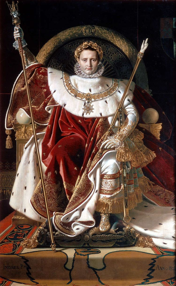 Napoleon Coronation of Napoleon I Wikipedia the free encyclopedia