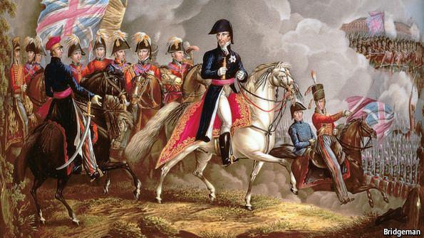 Napoleonic Wars Napoleon and war Blood sweat and tears The Economist