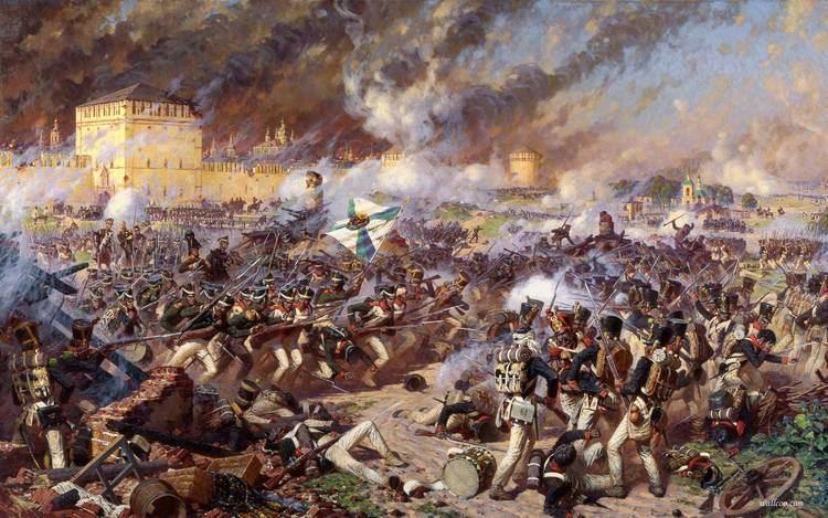 Napoleonic Wars Favourite Paintings of the Napoleonic Wars