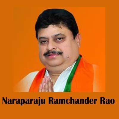 Naraparaju Ramchander Rao Naraparaju Ramchander Rao Profile