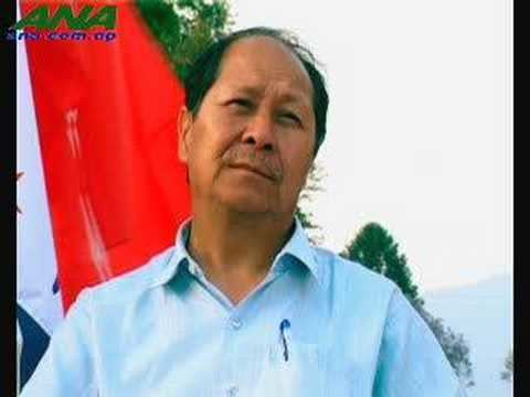 Narayan Man Bijukchhe Nepal Workers and Peasants Party chairman Narayan Man Bijukc YouTube